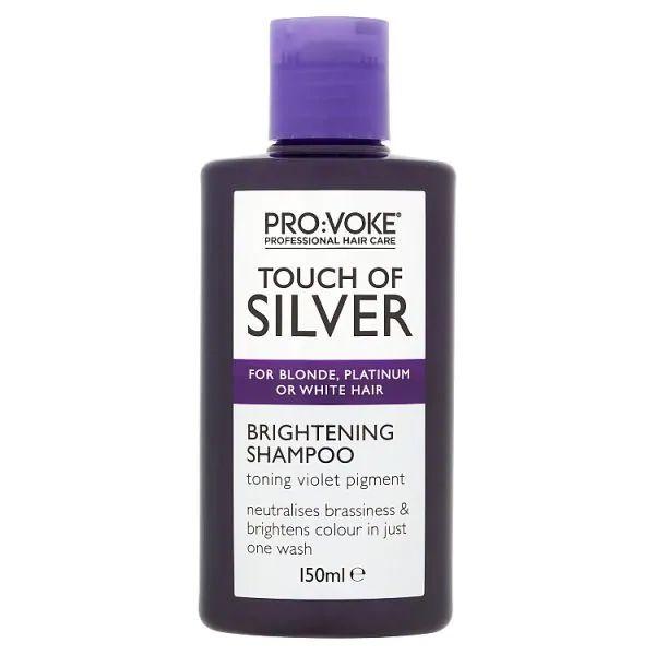 Pro:Voke Touch of Silver Brightening Purple Shampoo (150ml)