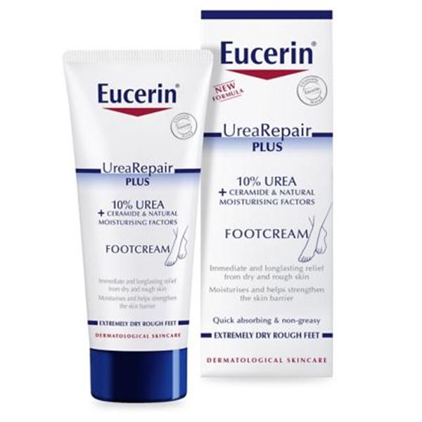 Eucerin Dry Skin Urea Repair Plus Footcream (100ml)