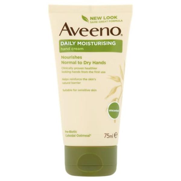Aveeno Daily Moisturising Hand Cream (75ml)