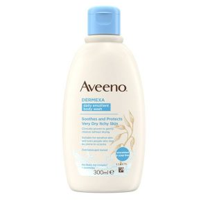 Aveeno Dermexa Daily Emollient Body Wash (250ml)