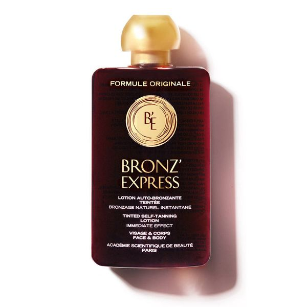 Bronz'Express Tinted Self-Tanning Lotion (100ml)