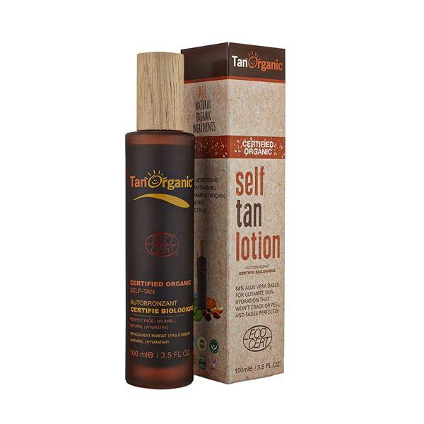 Tan Organic Self Tan Lotion (100ml)