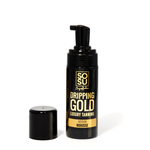 Dripping Gold Luxury Tanning Mousse (150ml)