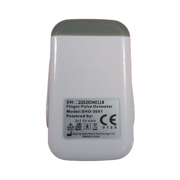 Finger Pulse Oximeter – SHO 3000 series