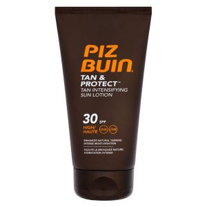 Piz Buin Tan Intensifying SPF30 Sun Lotion (150ml)