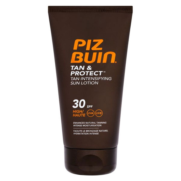 Piz Buin Tan Intensifying SPF30 Sun Lotion (150ml)