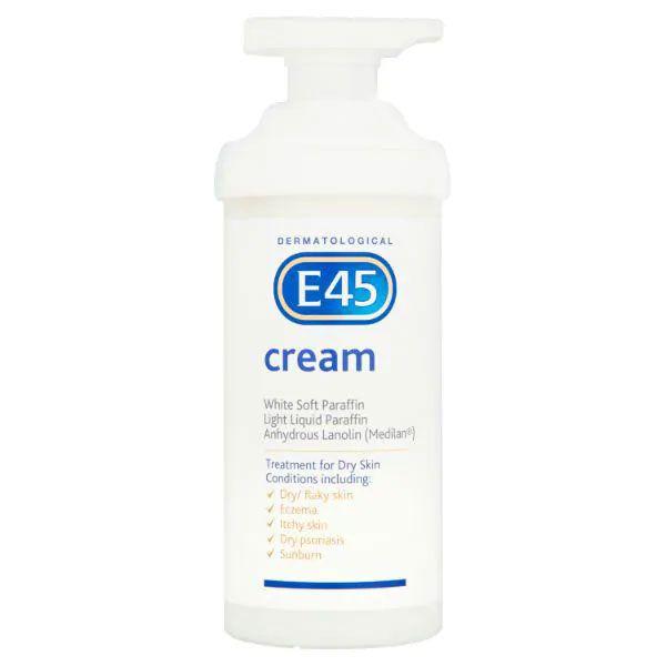 E45 Moisturising Cream (500g)