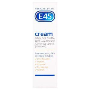 E45 Moisturising Cream (50g)