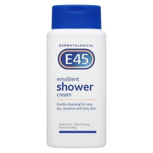 E45 Shower Cream for Dry & Sensitive Skin (200ml)