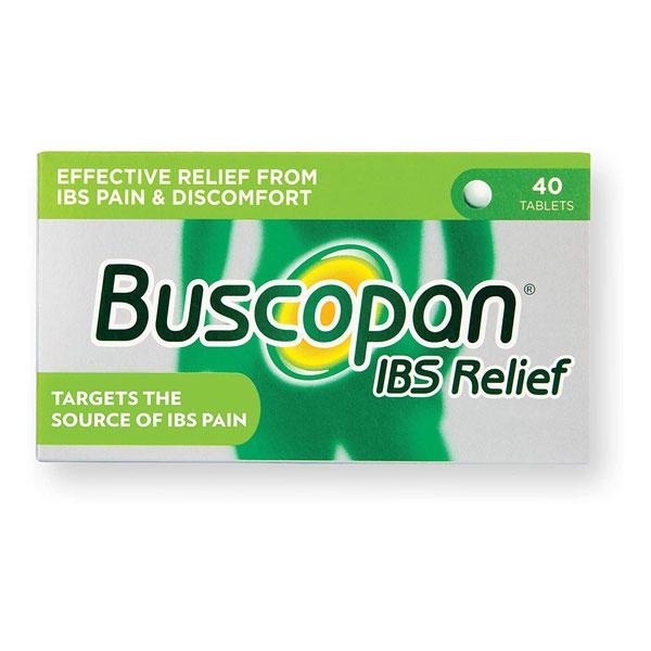Buscopan 10mg Coated Tablets