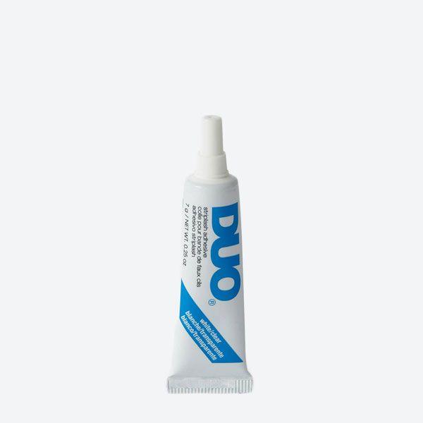 DUO Striplash Adhesive white clear (7g)