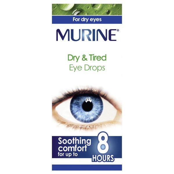 Murine Dry and Tired Eye Drops (15ml)