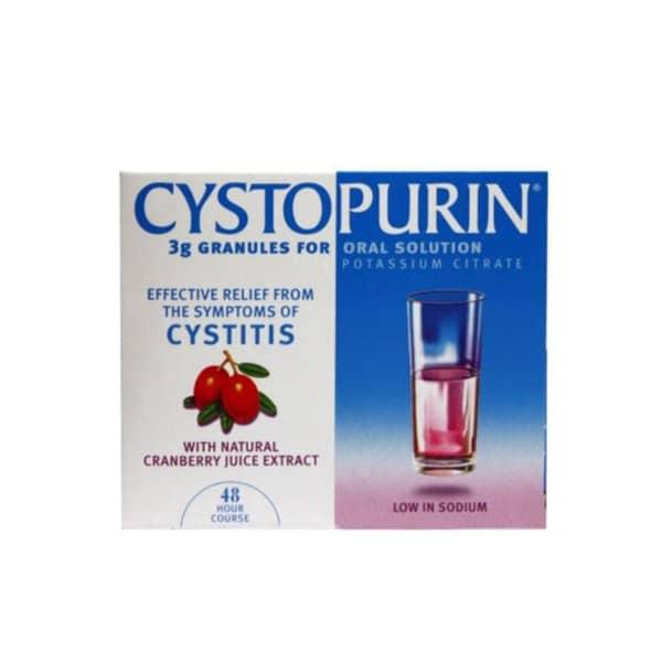 Cystopurin 3g Granules – 6 sachets