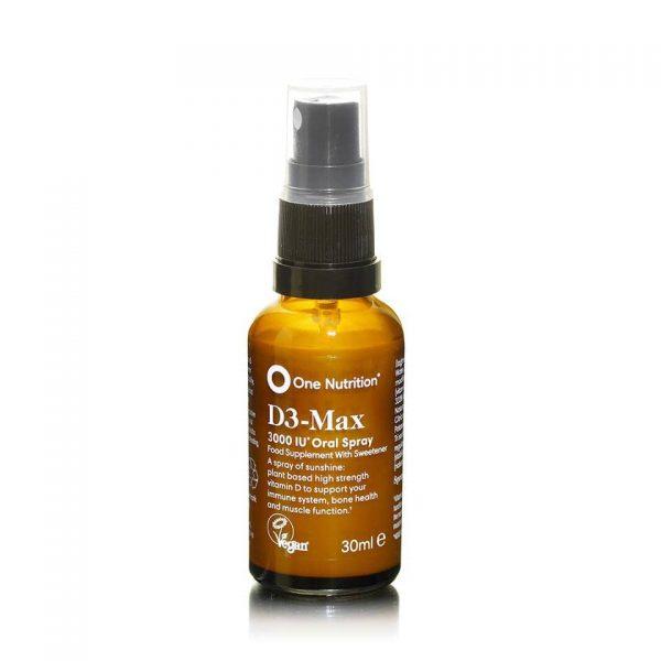 One Nutrition D-3 Max Spray (30ml)