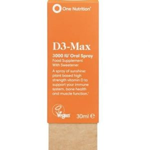 One Nutrition D-3 Max Spray (30ml)