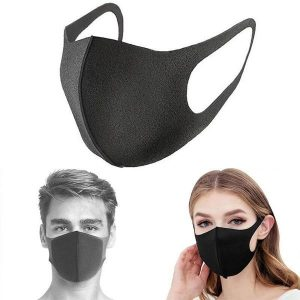 Synthetic Washable, Reusable Face Mask