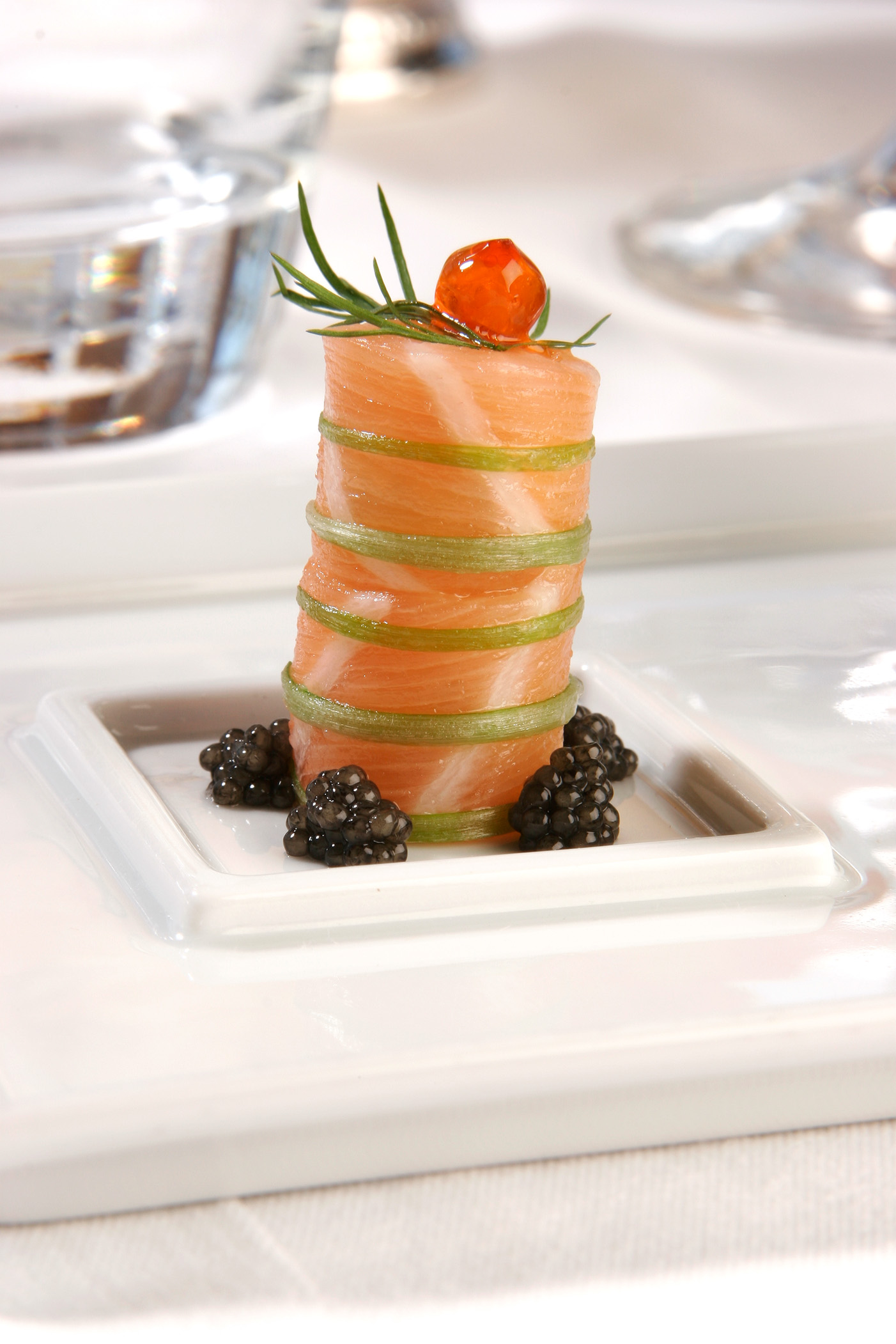 Caviar shoot
