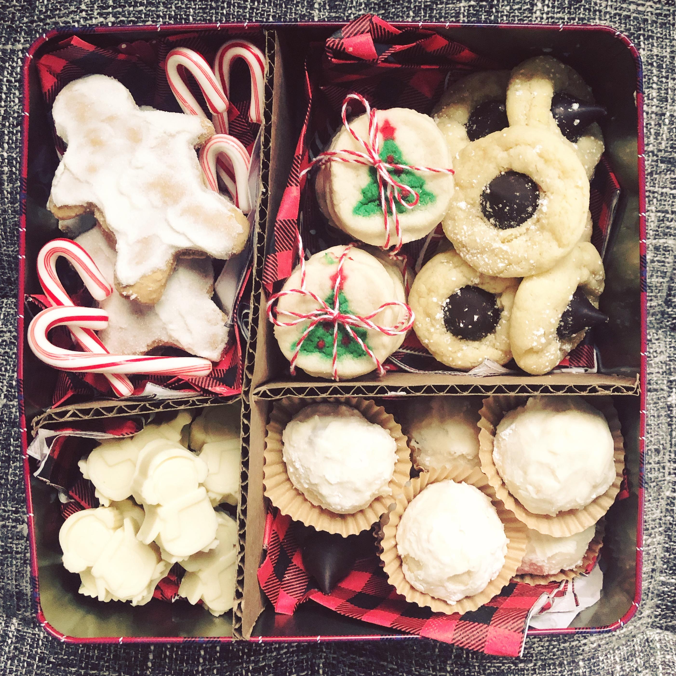 Festive Holiday Food