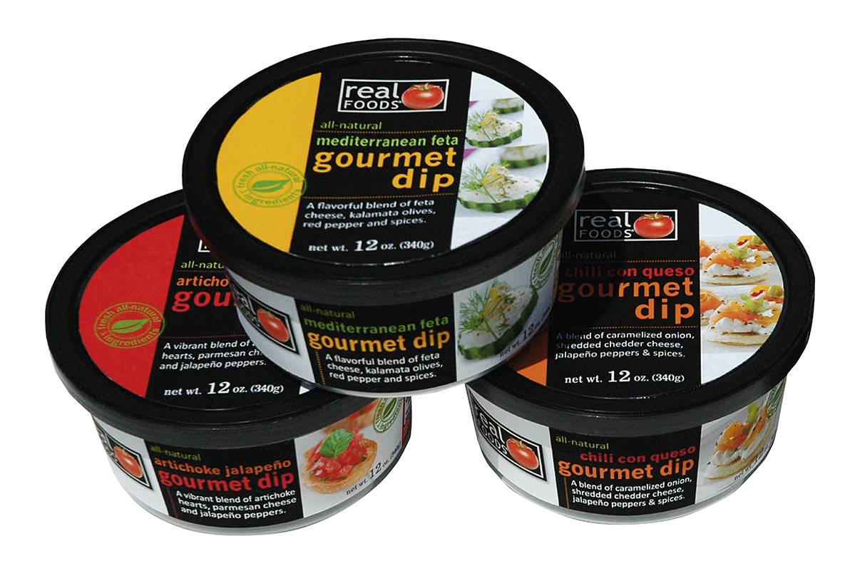 Specialty Food Product Line Packaging