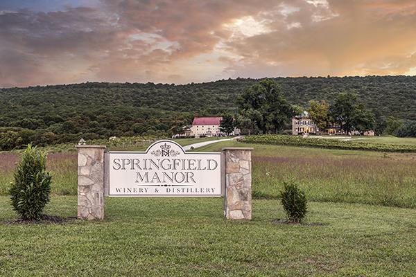 Springfield Manor Winery & Distillery