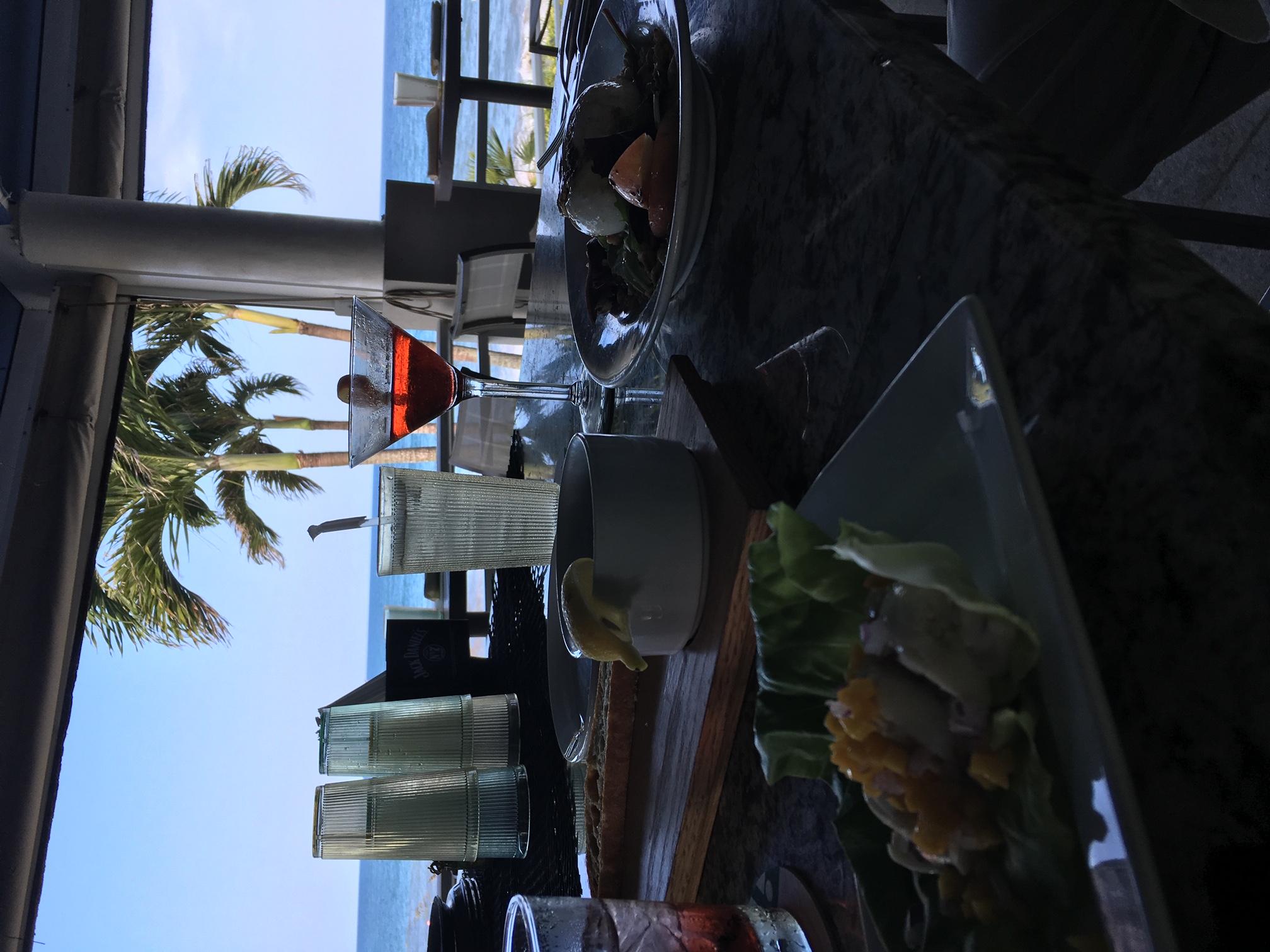 Restaurant Review=Treasure Coast of Florida