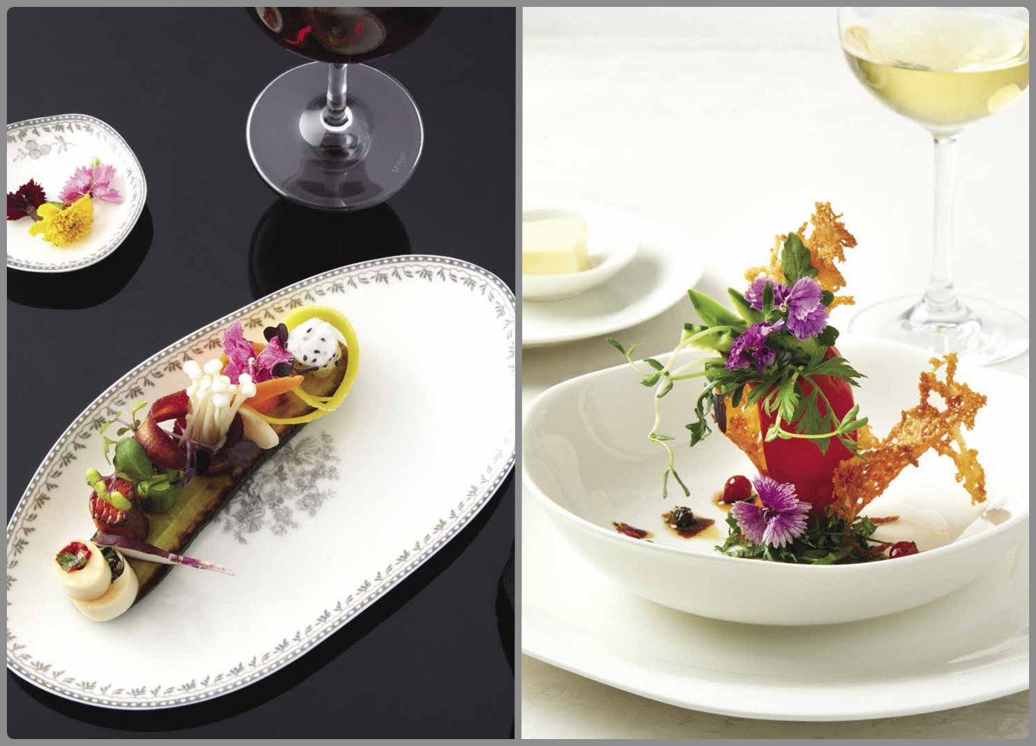 Food Styling For Tabletop