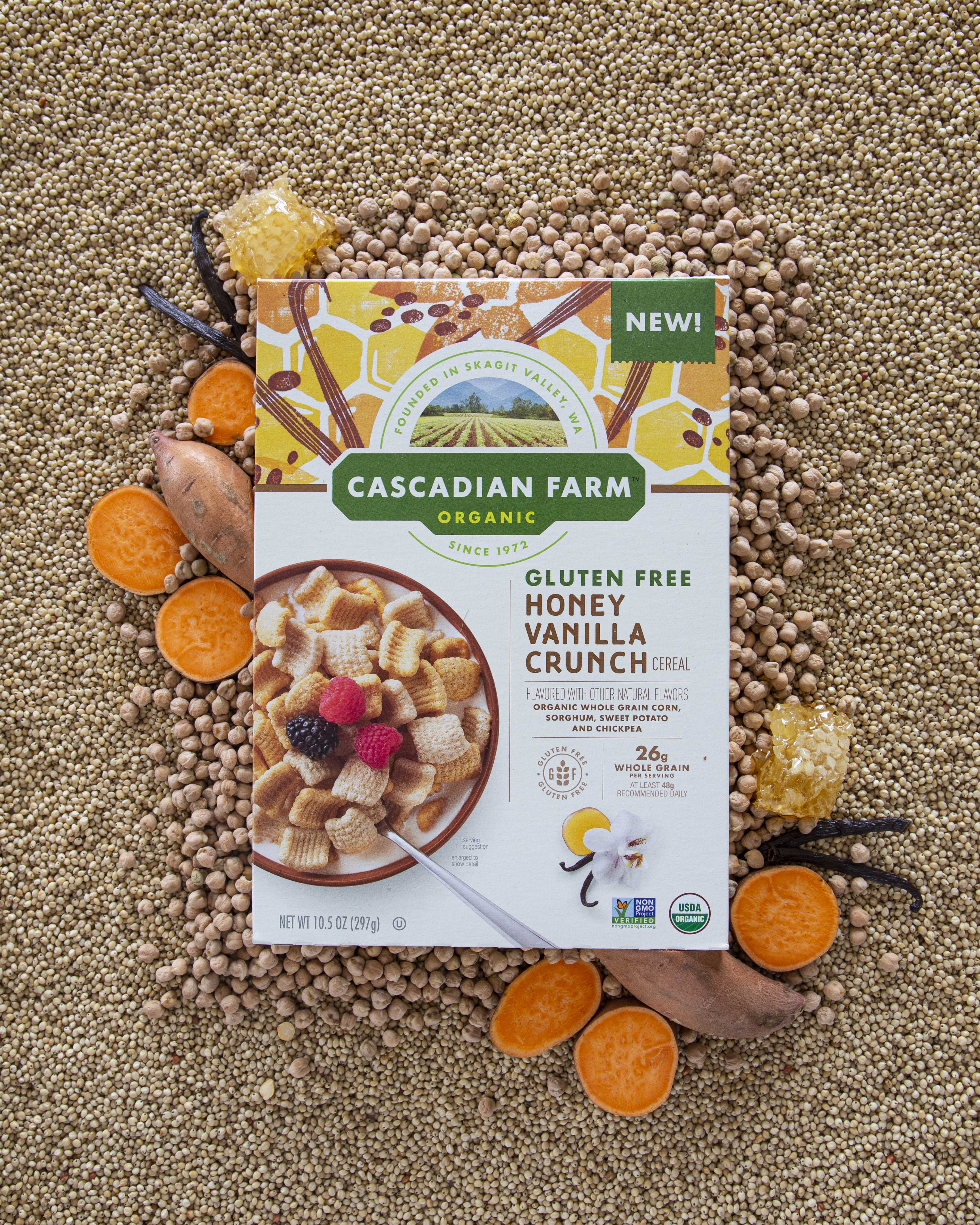 Cascadian Farm New Product Launch 2019