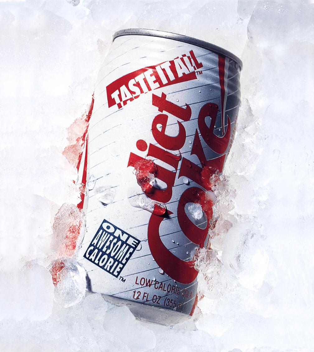 Diet Coke Packaging