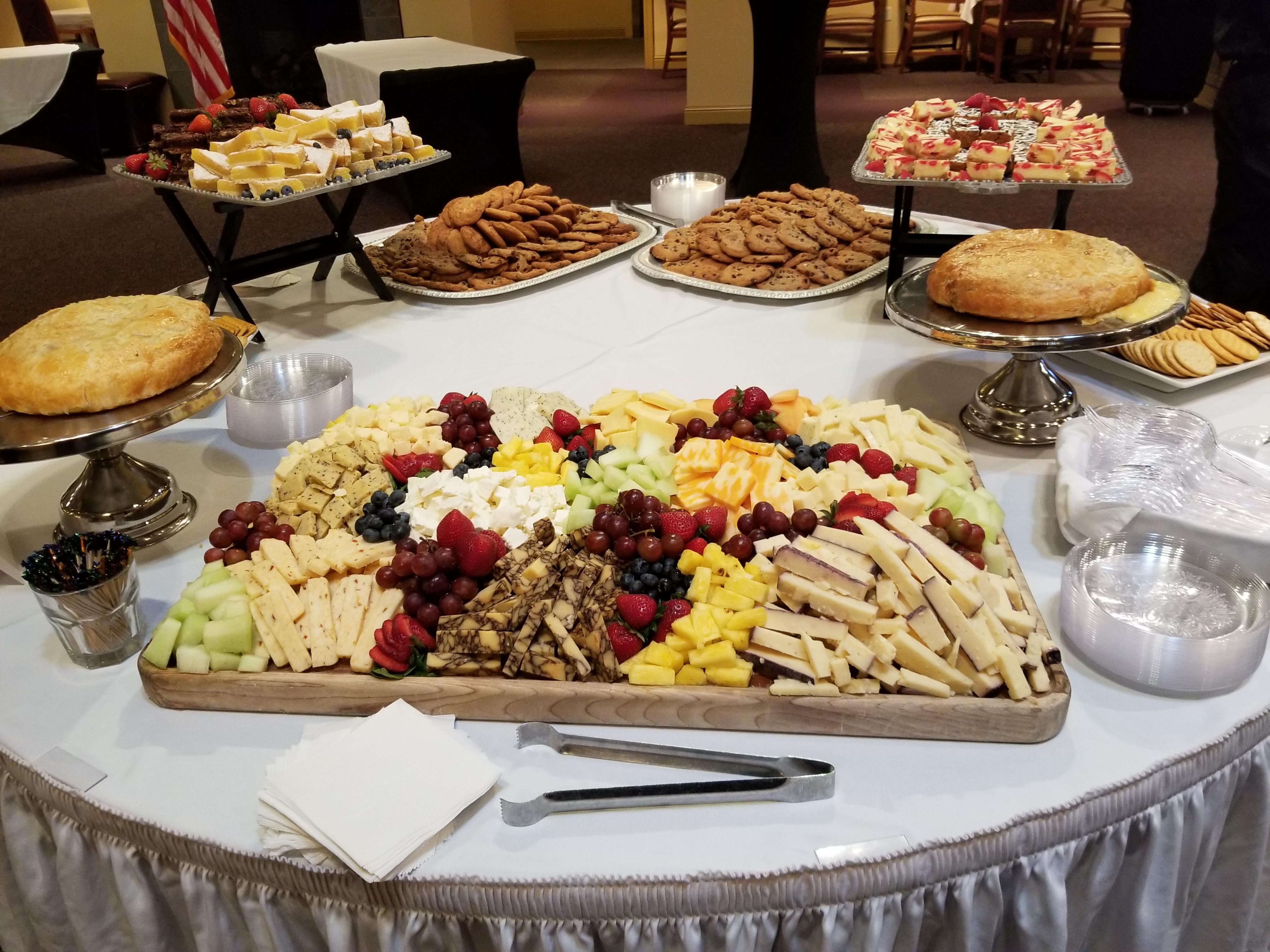 Dessert Table Design