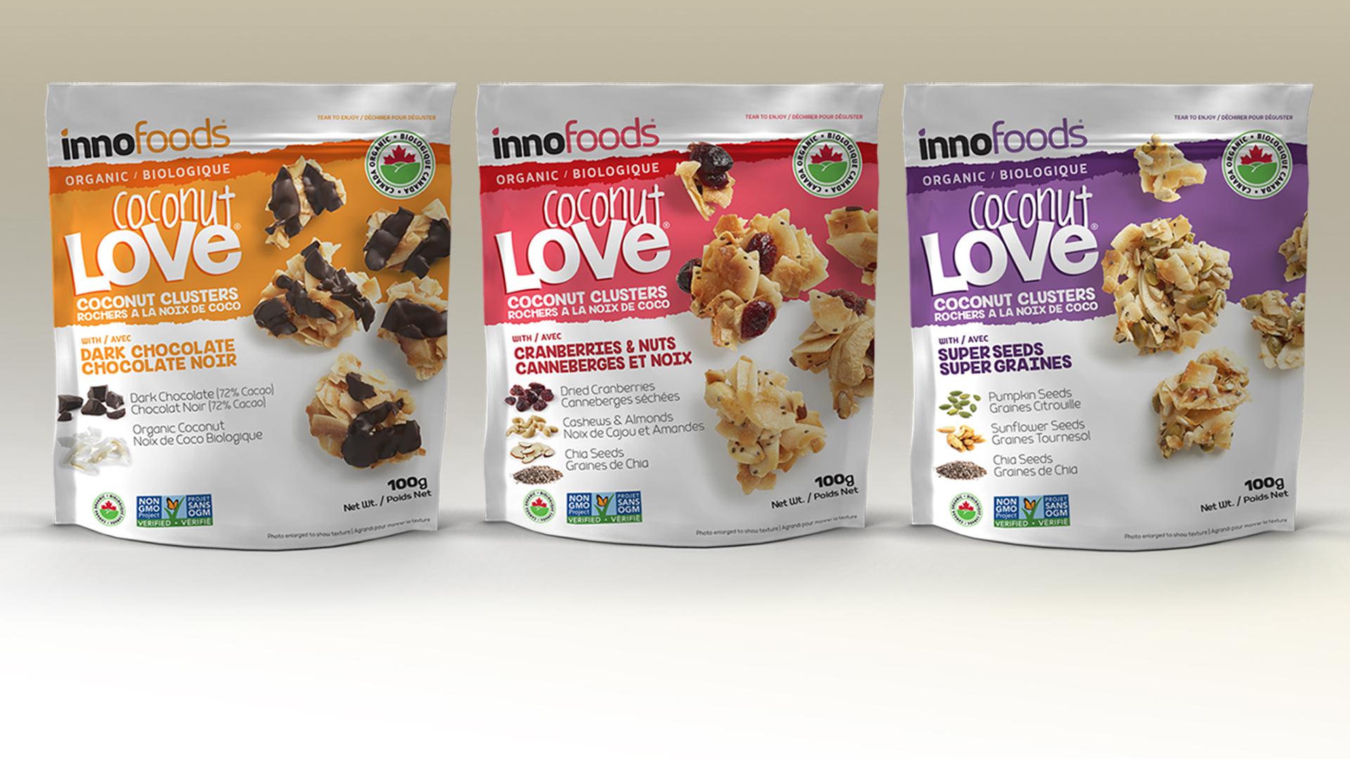 InnoFoods Branding & Packaging