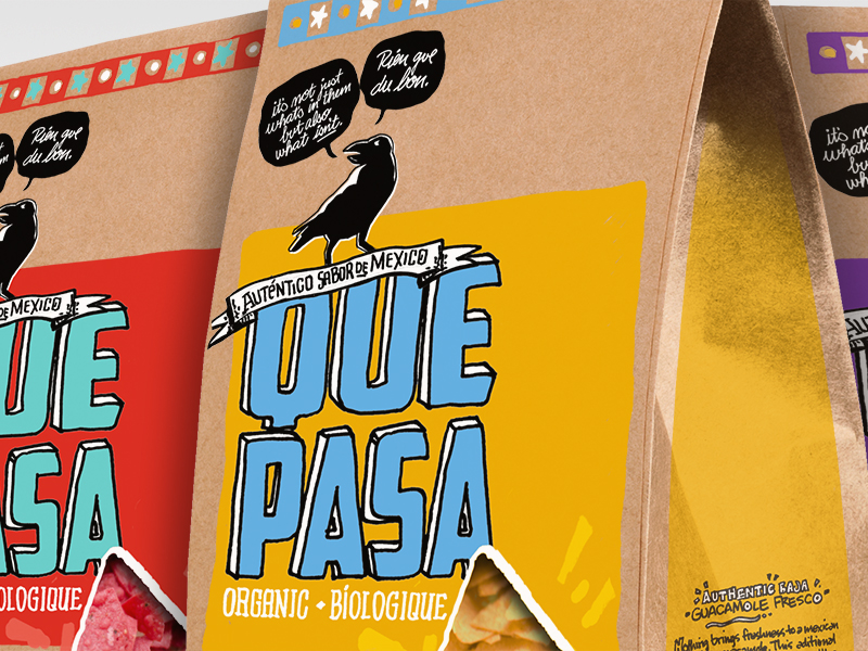 Mexican Food Packaging Design