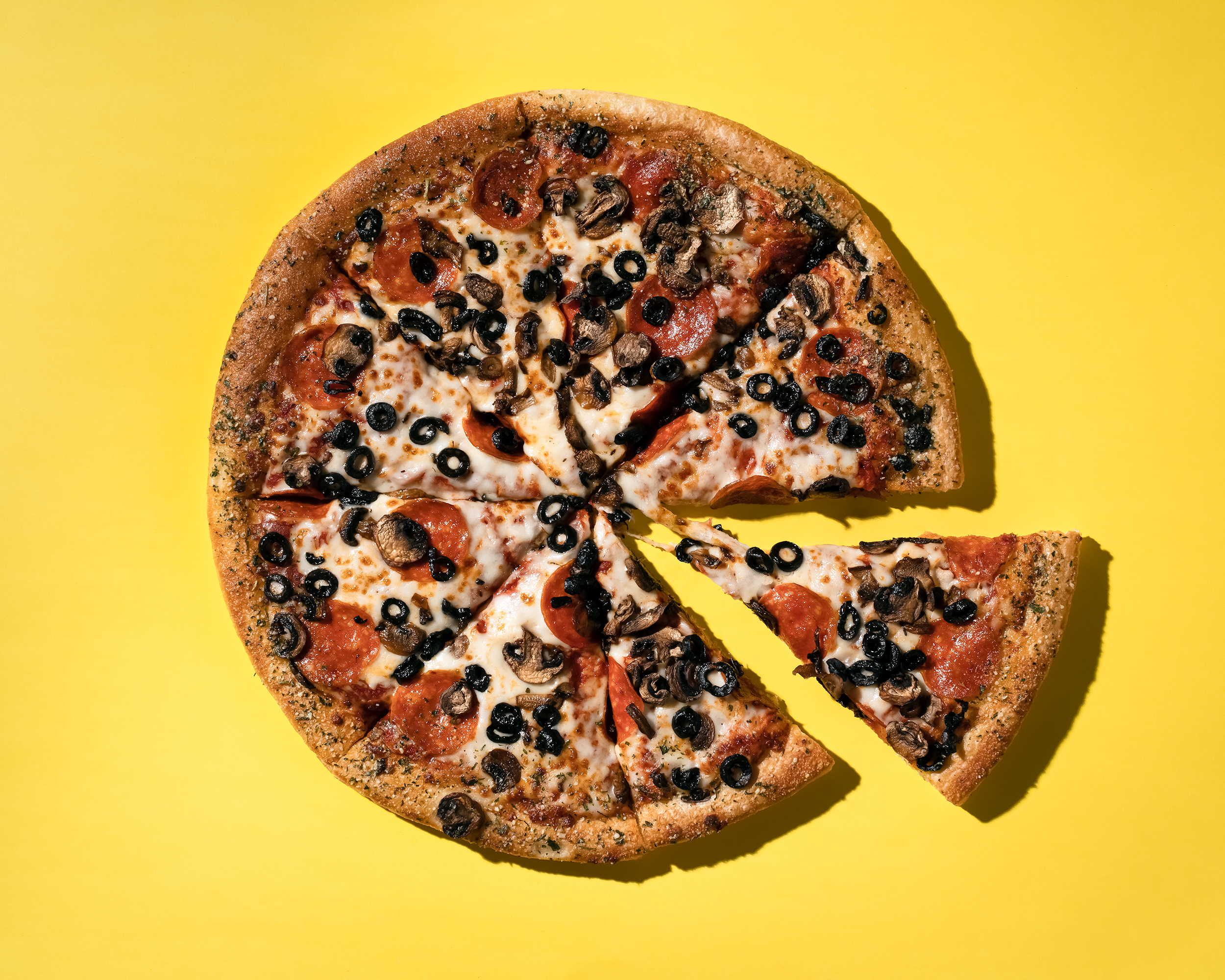 Pizza Pop Art