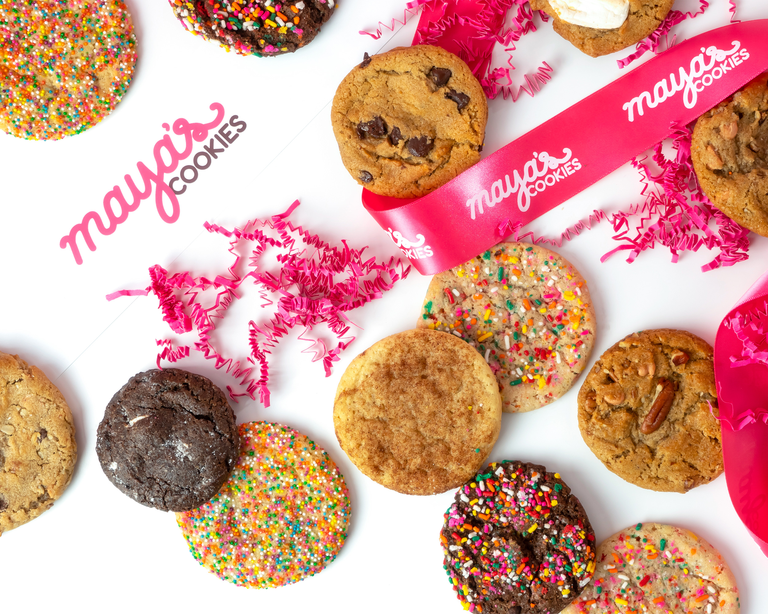 Brand Content for Mayas Cookies
