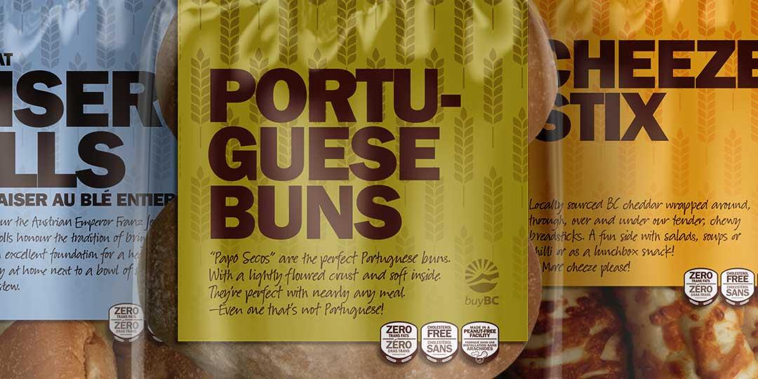 Reddymade Baking Company Branding & Packaging