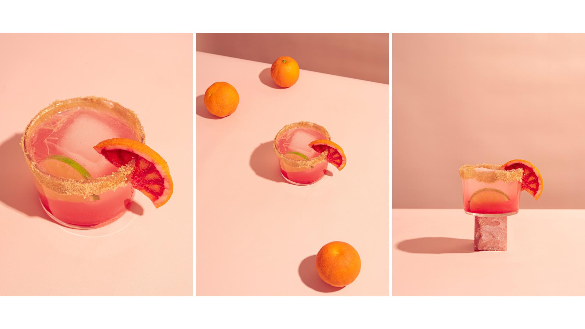 Local Blood Orange Tequila Cocktail Series