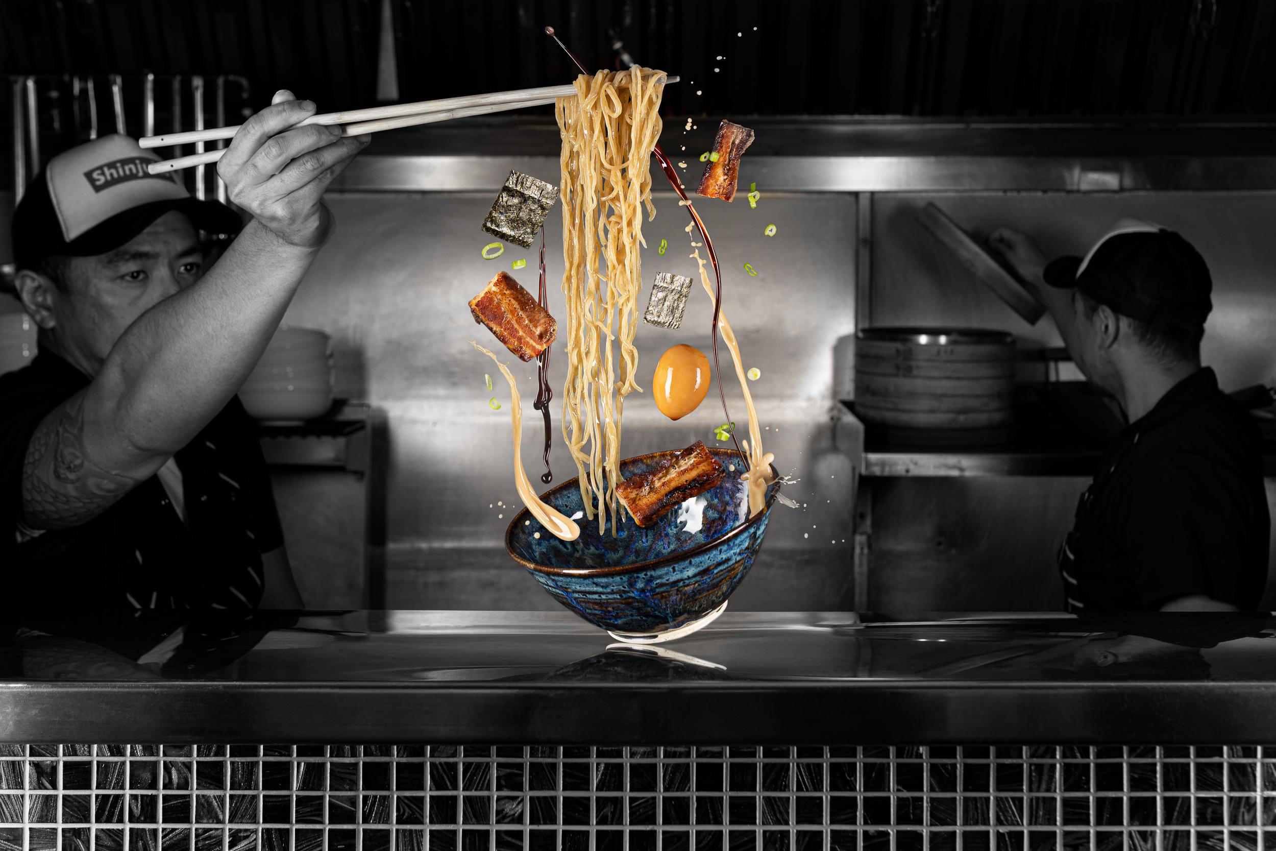 Yagi Noodles, Ramen