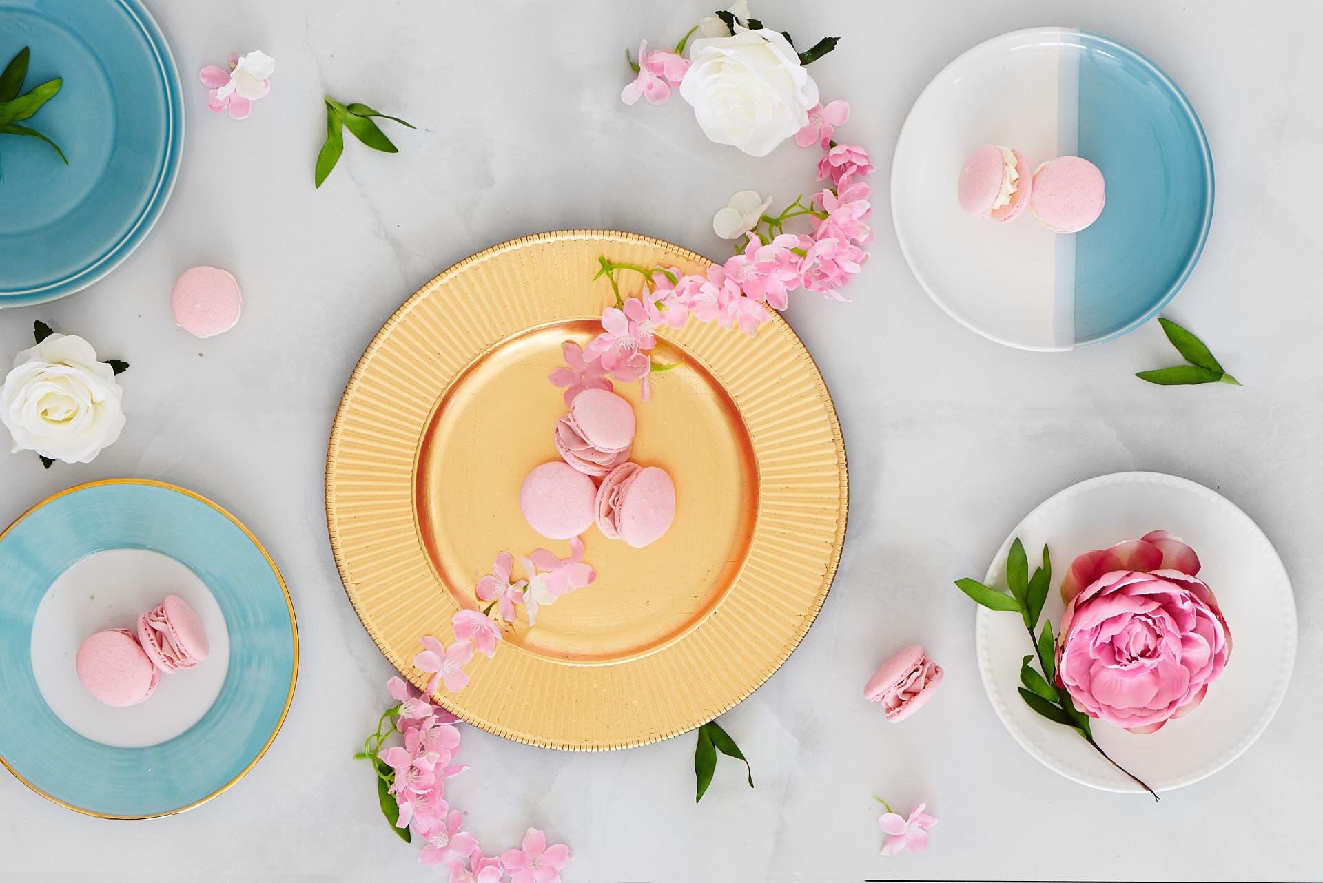 gateaux d'amore dessert photography
