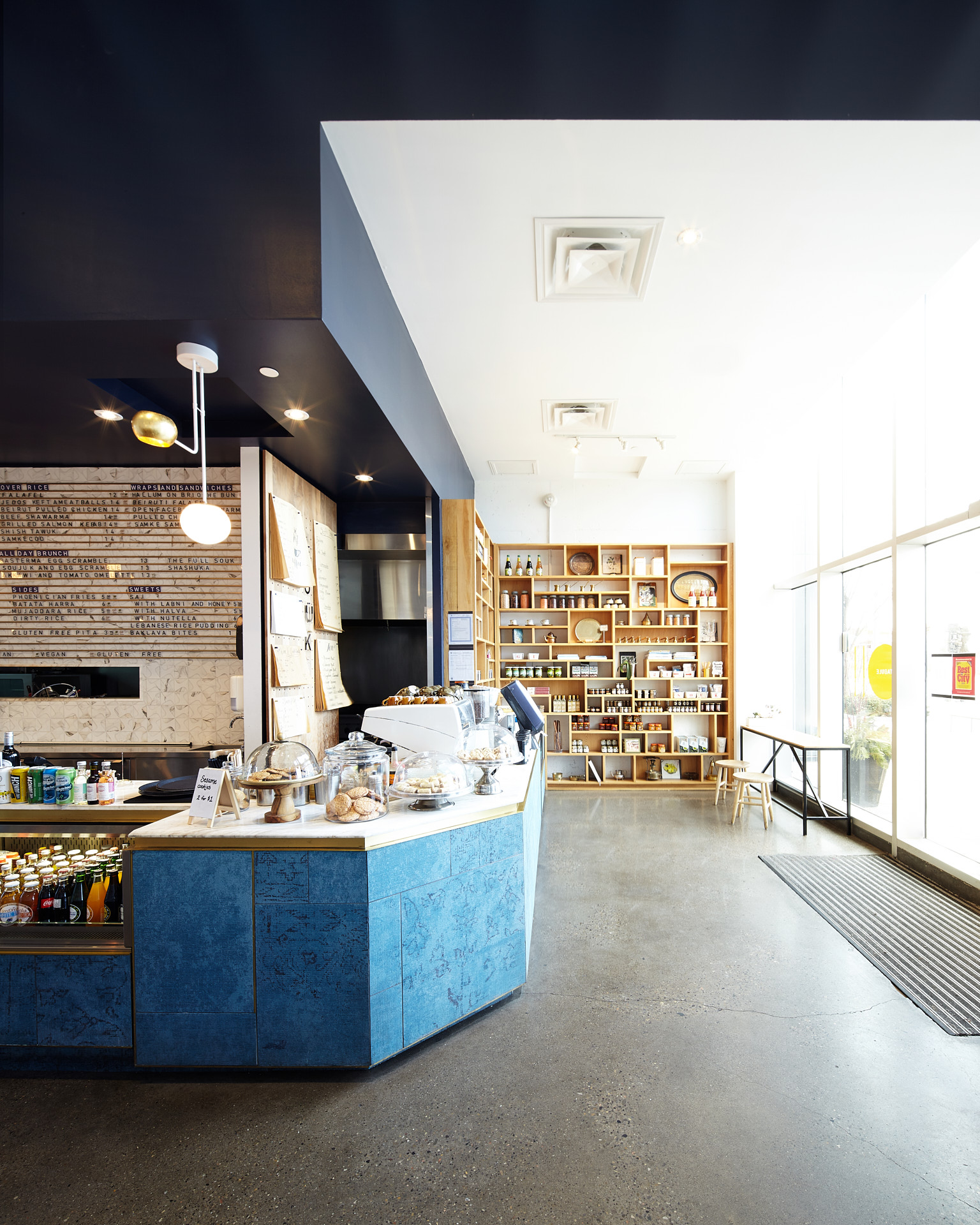 souk tabule restaurant interior photography