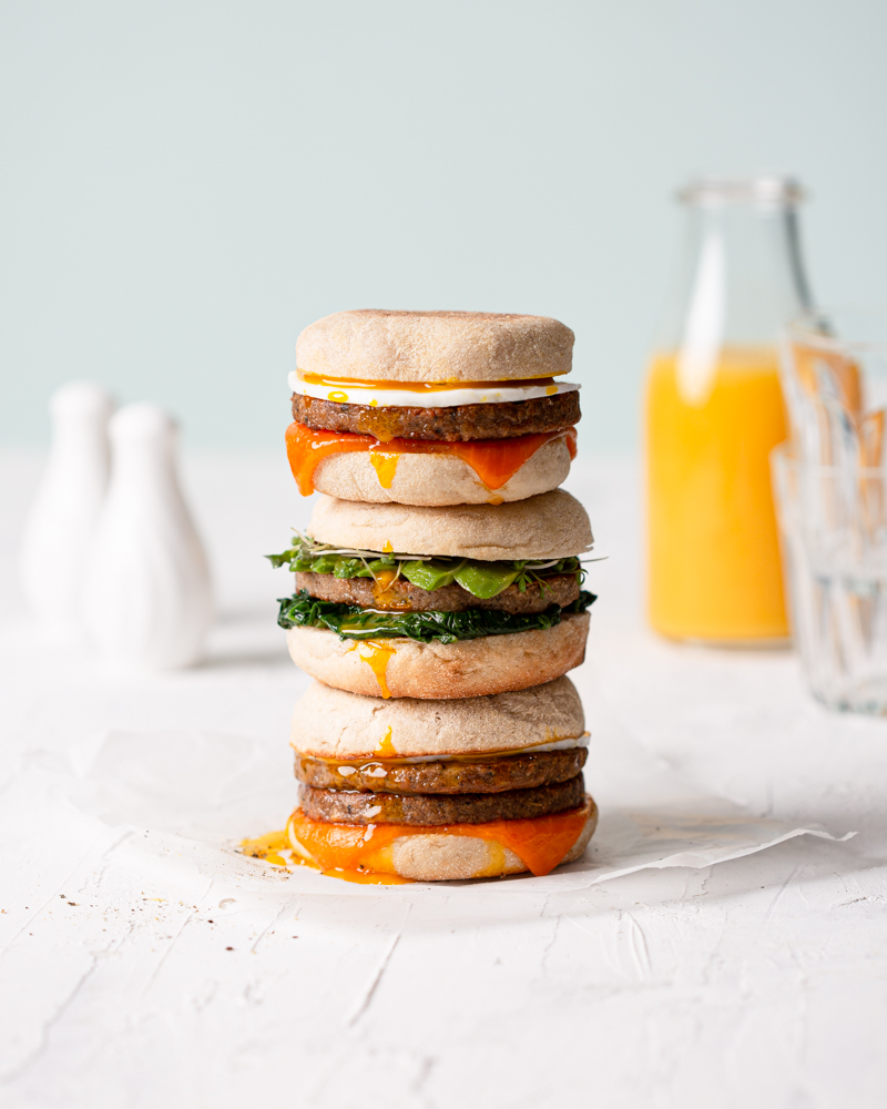 Meatless Farm product photography