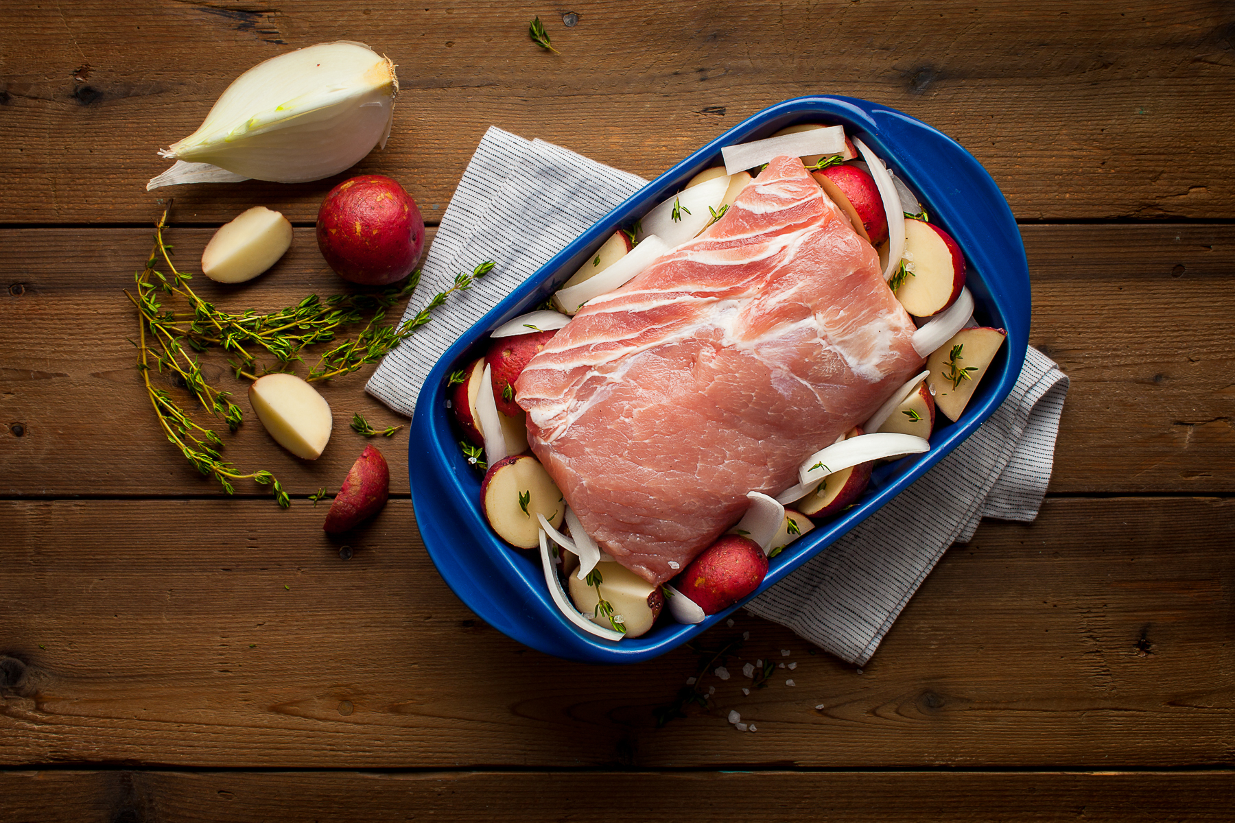 Marketing Images for Smithfield Foods. Project No. 2.
