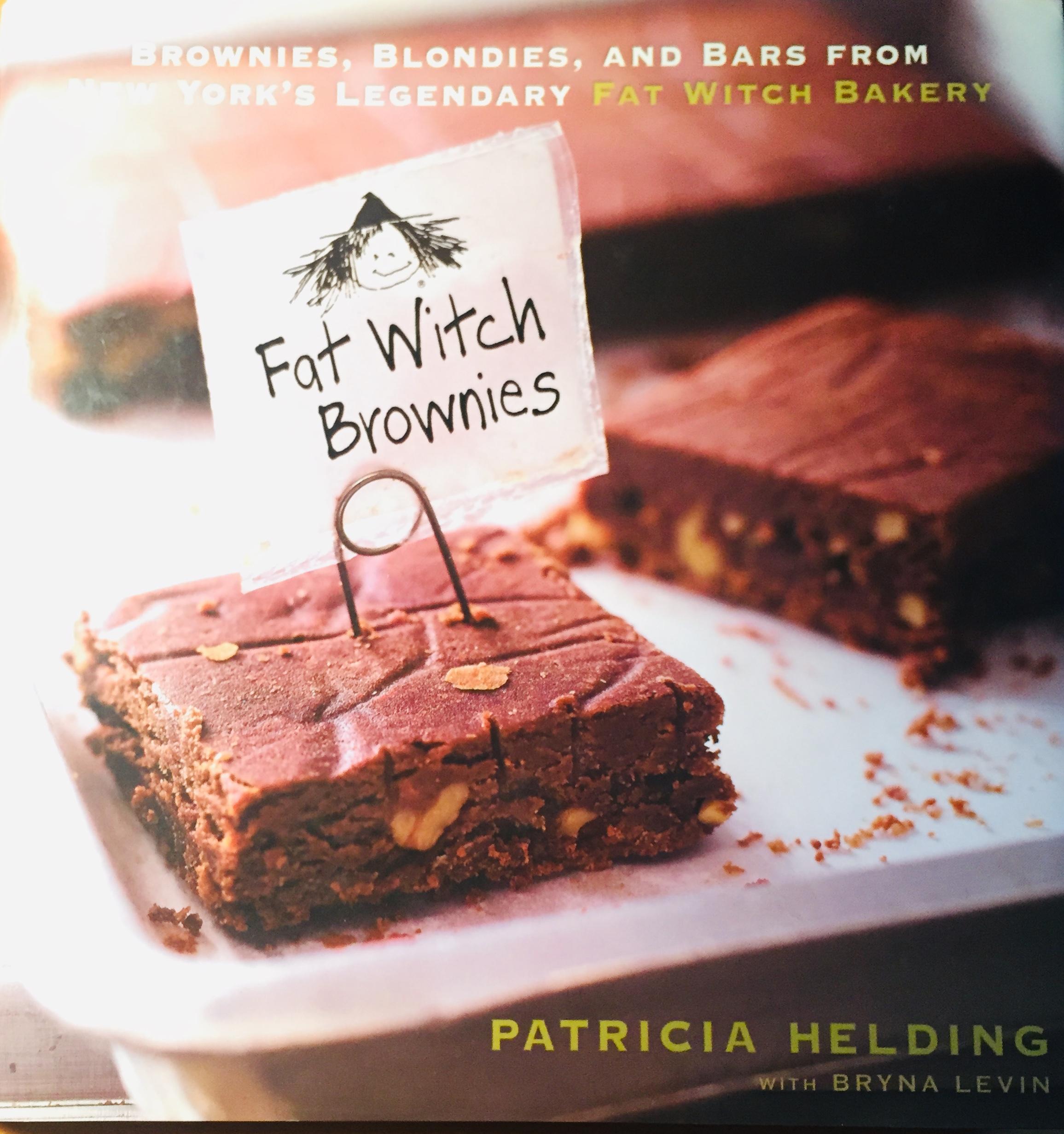 Fat Witch Brownie Cookbook