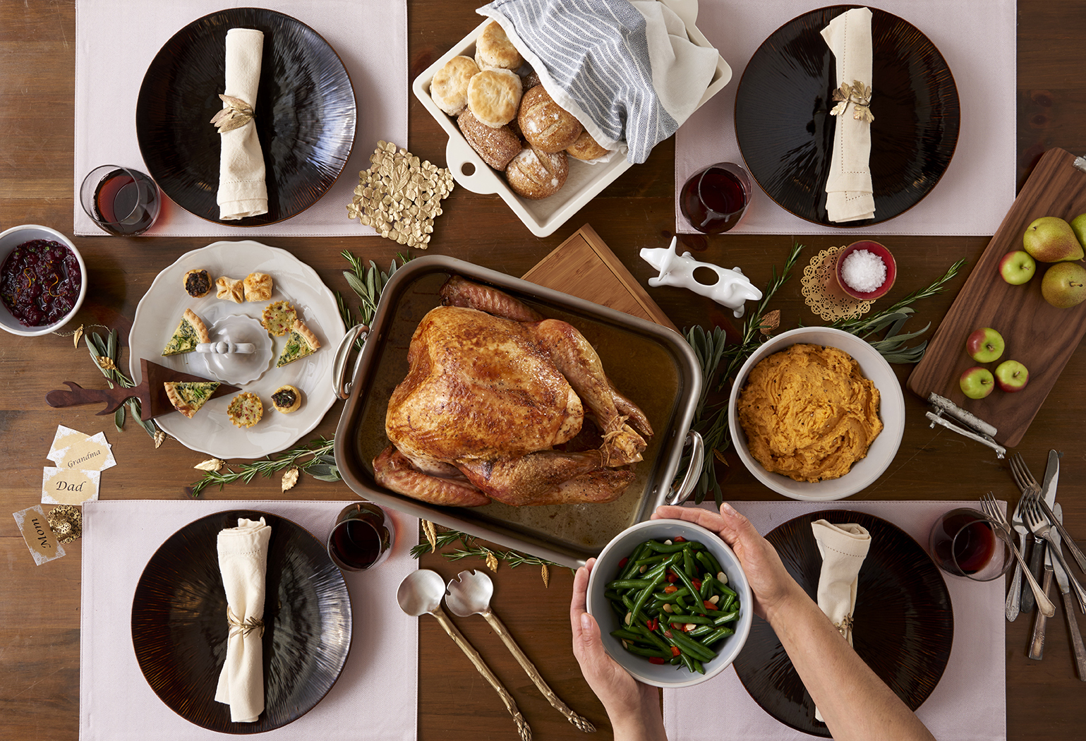 Thanksgiving from Rodale
