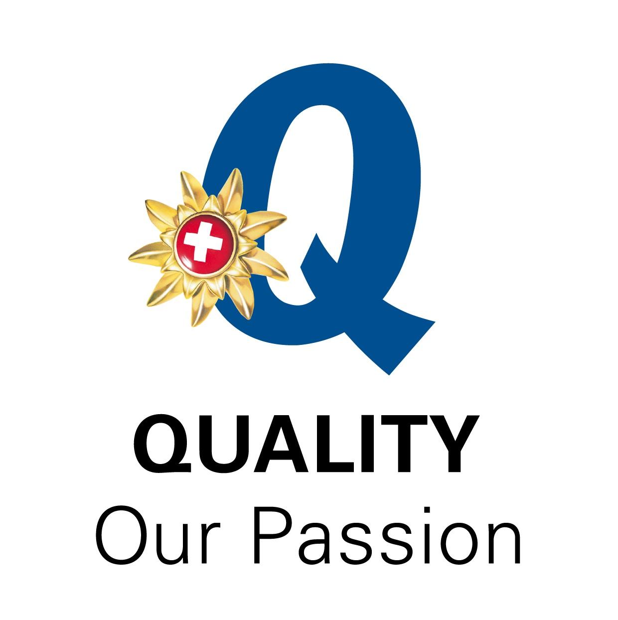 Q-Logo, Qualität, Qualitätsprogramm