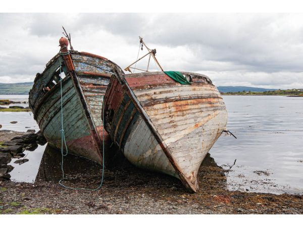 Mull old boats
