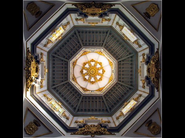 Dome of the Basilica of Candelaria