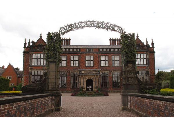 Arley Hall in film mode