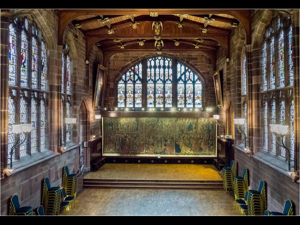 Coventry Guildhall and Flemish Tapestry