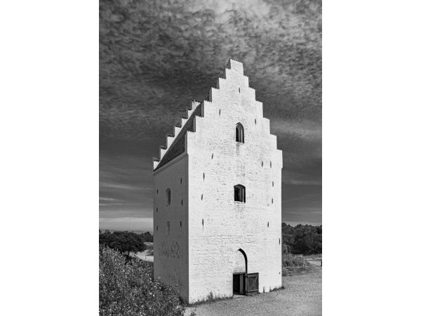 The buried church at Skagen