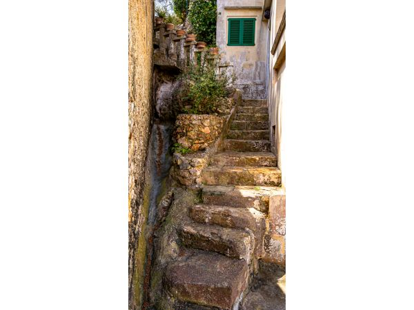 The old harbour steps
