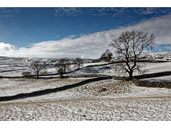 Snow in the Dales